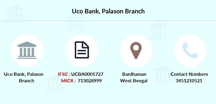 Uco-bank Palason branch
