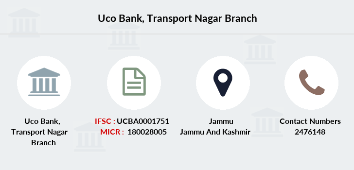 Uco-bank Transport-nagar branch