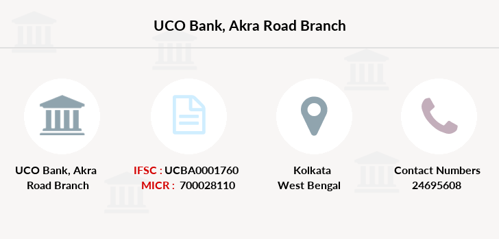Uco-bank Akra-road branch