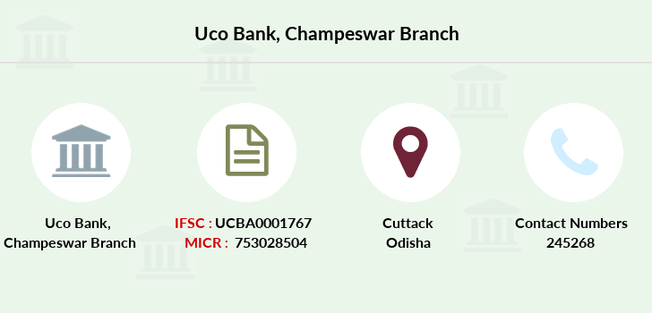 Uco-bank Champeswar branch