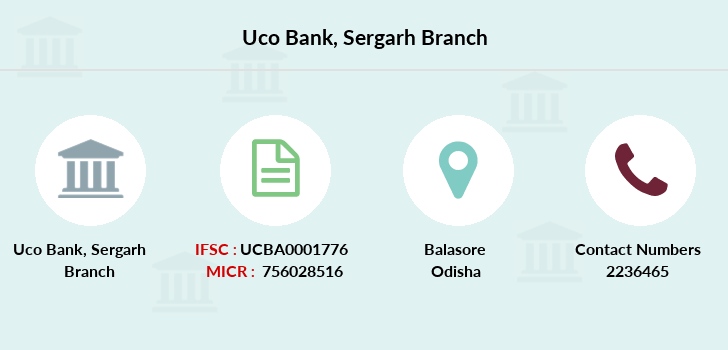 Uco-bank Sergarh branch