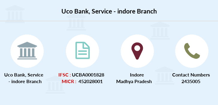 Uco-bank Service-indore branch
