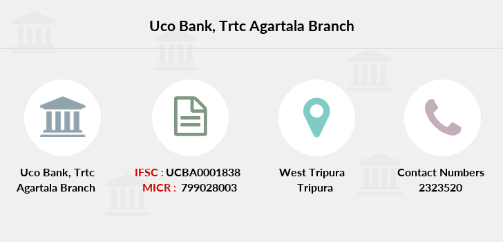 Uco-bank Trtc-agartala branch