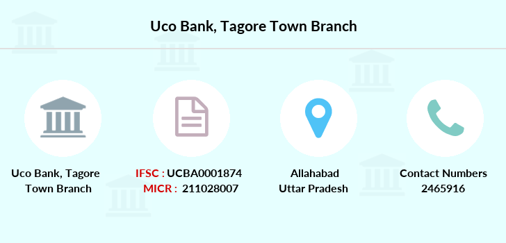 Uco-bank Tagore-town branch