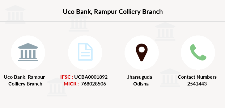 Uco-bank Rampur-colliery branch