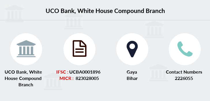 Uco-bank White-house-compound branch
