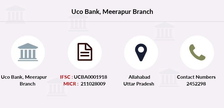 Uco-bank Meerapur branch