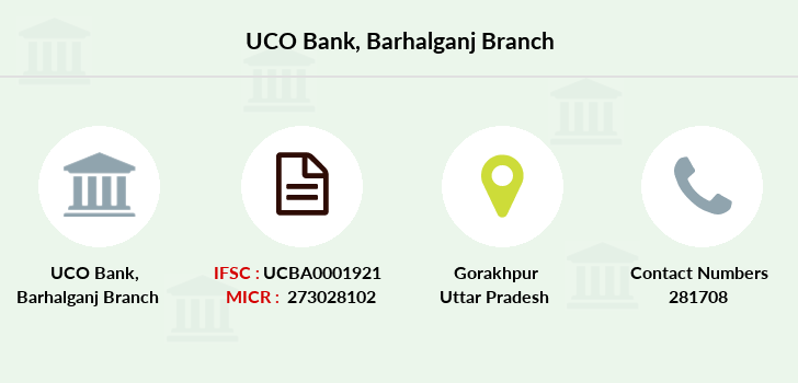 Uco-bank Barhalganj branch