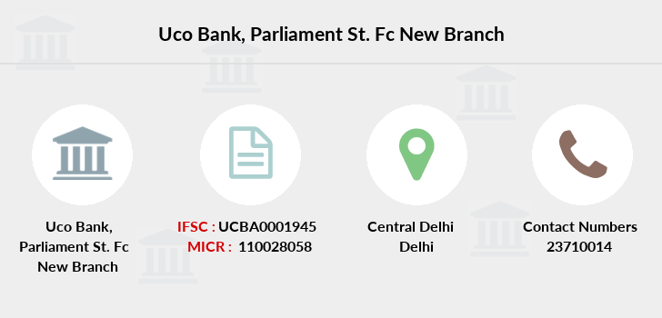Uco-bank Parliament-st-fc-new branch
