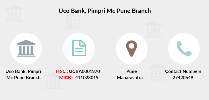 Uco-bank Pimpri-mc-pune branch