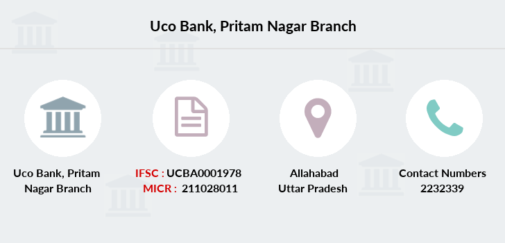 Uco-bank Pritam-nagar branch