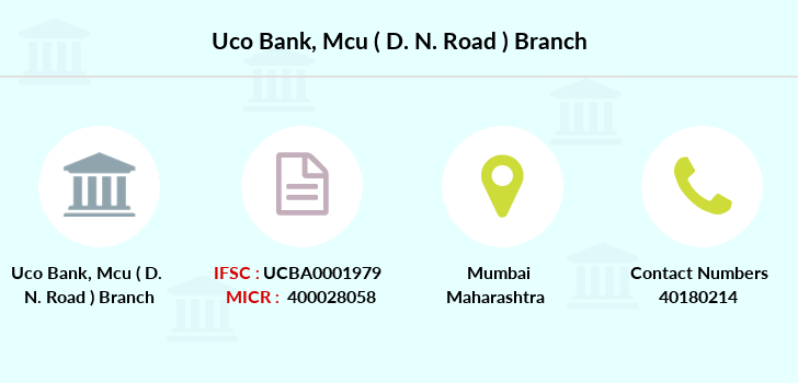 Uco-bank Mcu-d-n-road branch
