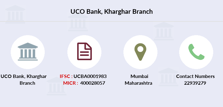 Uco-bank Kharghar branch