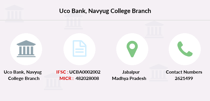 Uco-bank Navyug-college branch