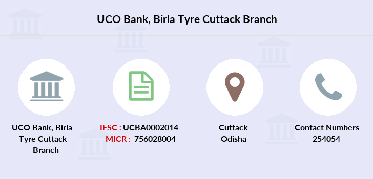 Uco-bank Birla-tyre-cuttack branch