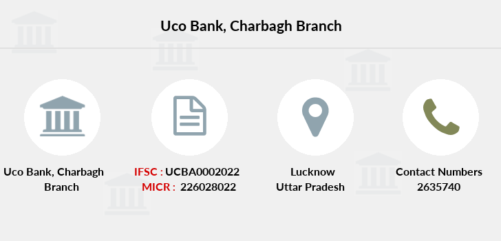 Uco-bank Charbagh branch