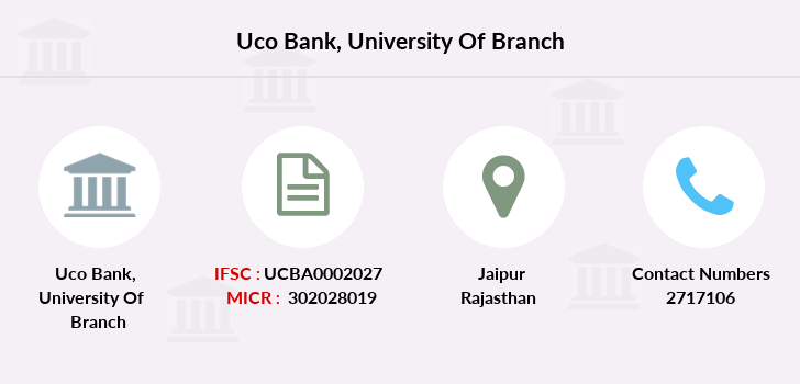 Uco-bank University-of branch