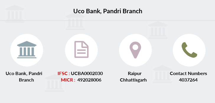 Uco-bank Pandri branch
