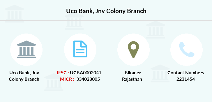 Uco-bank Jnv-colony branch