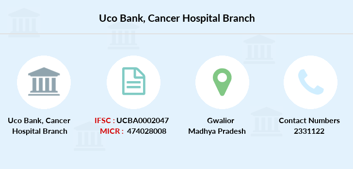 Uco-bank Cancer-hospital branch