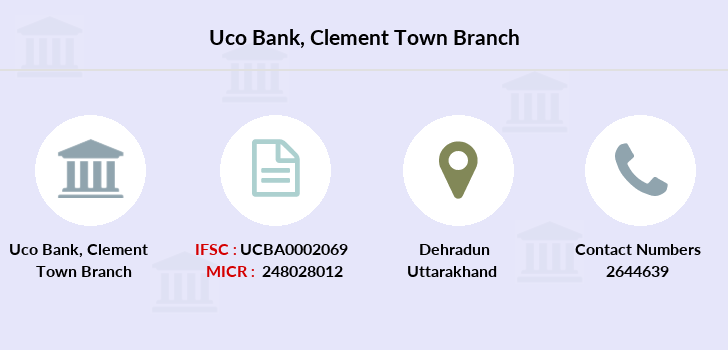 Uco-bank Clement-town branch