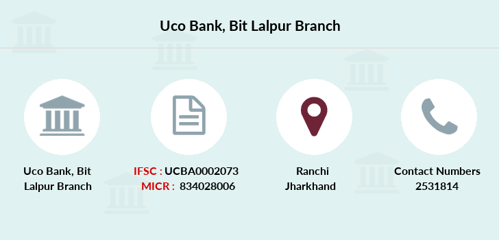 Uco-bank Bit-lalpur branch