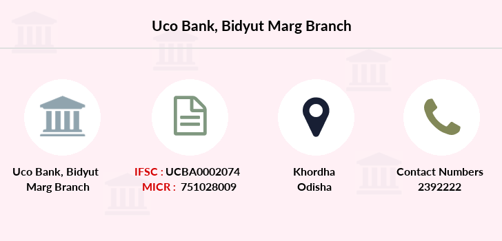 Uco-bank Bidyut-marg branch