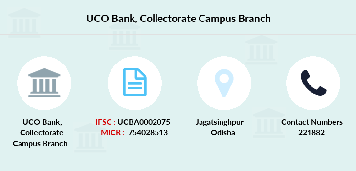 Uco-bank Collectorate-campus branch