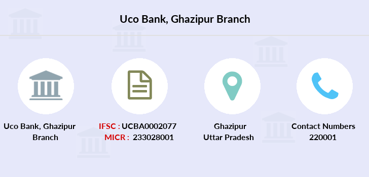 Uco-bank Ghazipur branch