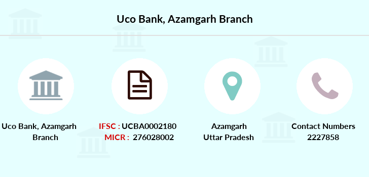 Uco-bank Azamgarh branch