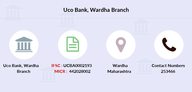 Uco-bank Wardha branch
