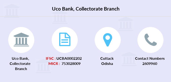 Uco-bank Collectorate branch