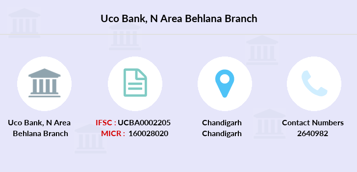 Uco-bank N-area-behlana branch