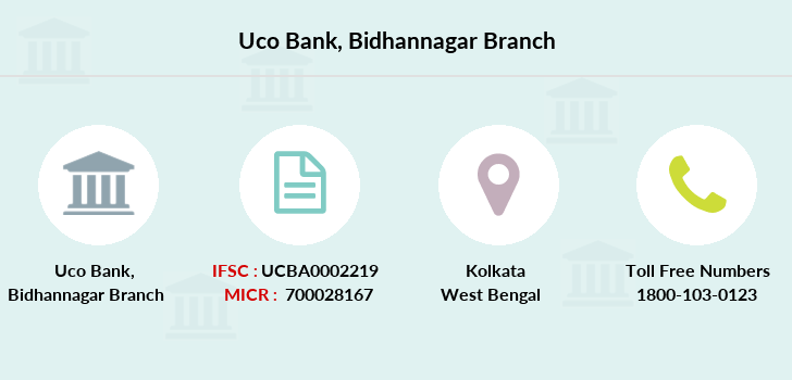 Uco-bank Bidhannagar branch