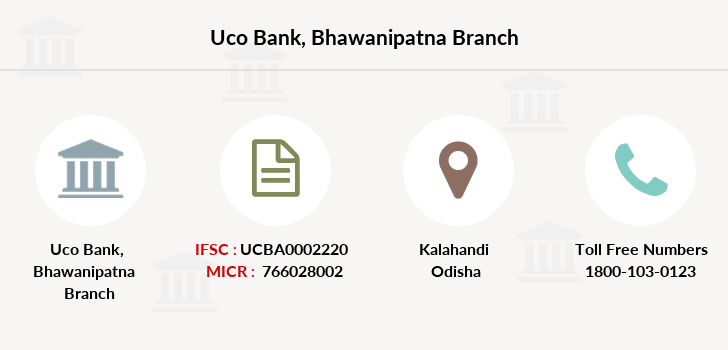Uco-bank Bhawanipatna branch