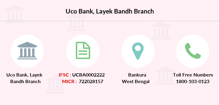 Uco-bank Layek-bandh branch