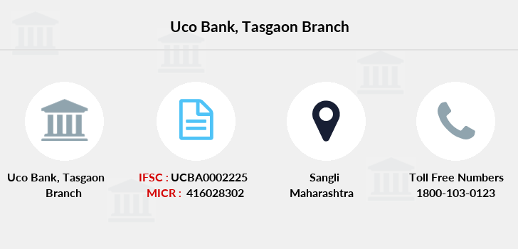 Uco-bank Tasgaon branch