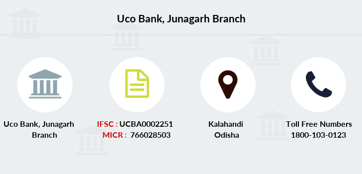 Uco-bank Junagarh branch