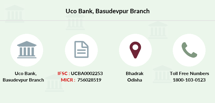 Uco-bank Basudevpur branch