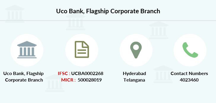 Uco-bank Flagship-corporate branch
