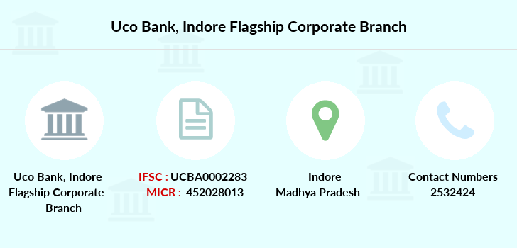 Uco-bank Indore-flagship-corporate branch