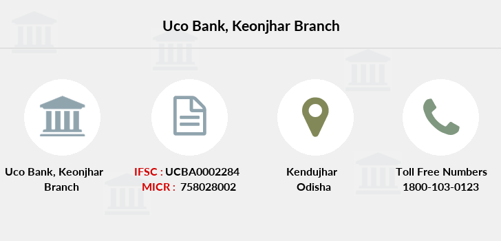Uco-bank Keonjhar branch