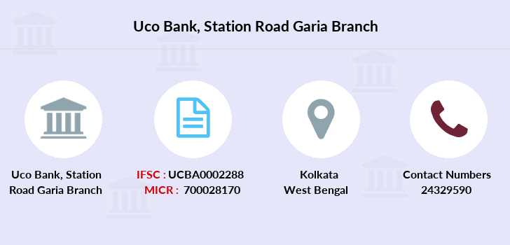 Uco-bank Station-road-garia branch