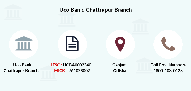 Uco-bank Chattrapur branch