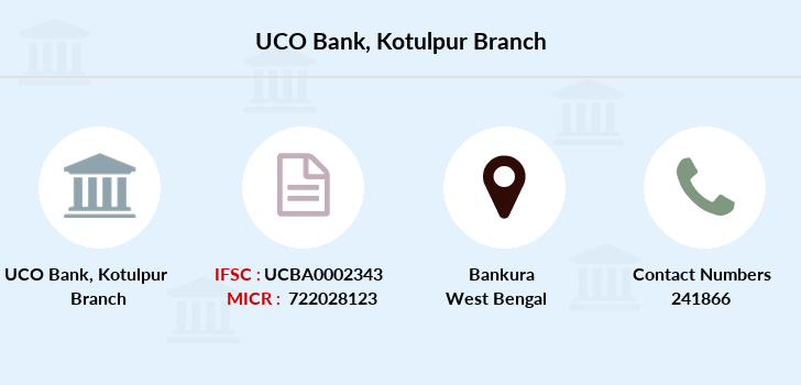 Uco-bank Kotulpur branch