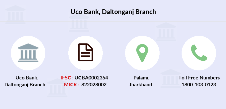 Uco-bank Daltonganj branch