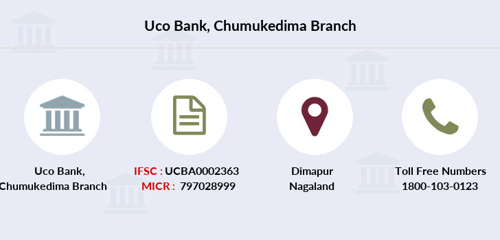 Uco-bank Chumukedima branch