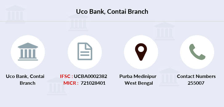 Uco-bank Contai branch