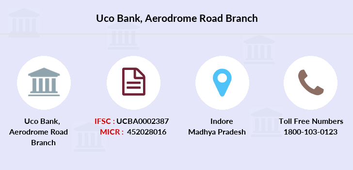 Uco-bank Aerodrome-road branch