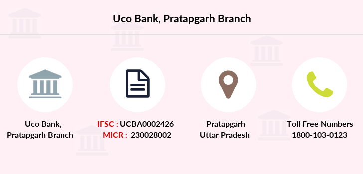 Uco-bank Pratapgarh branch